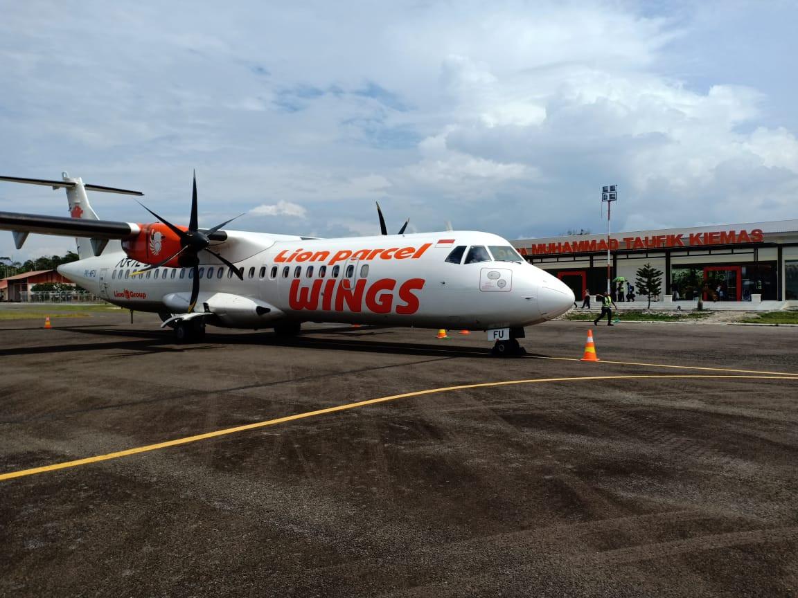 Wings Air now connects Tanjung Karang, Krui