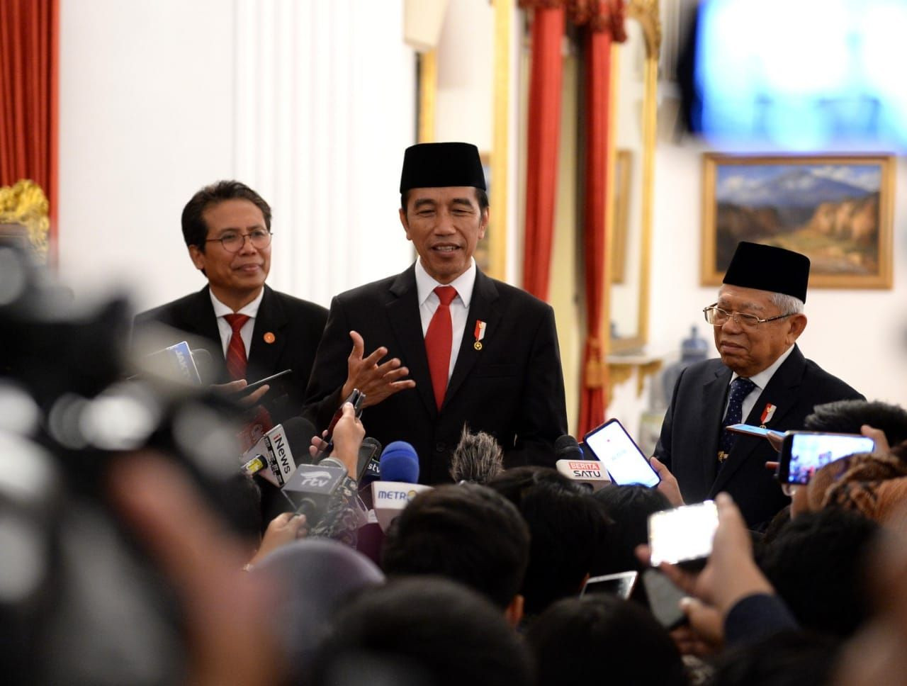 They are 'ex-citizens': Jokowi disowns overseas Indonesian IS supporters