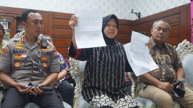 Surabaya mayor retracts defamation report against homemaker after apology