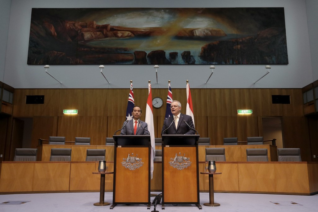 Jokowi to become second Indonesian president to address Australian parliament