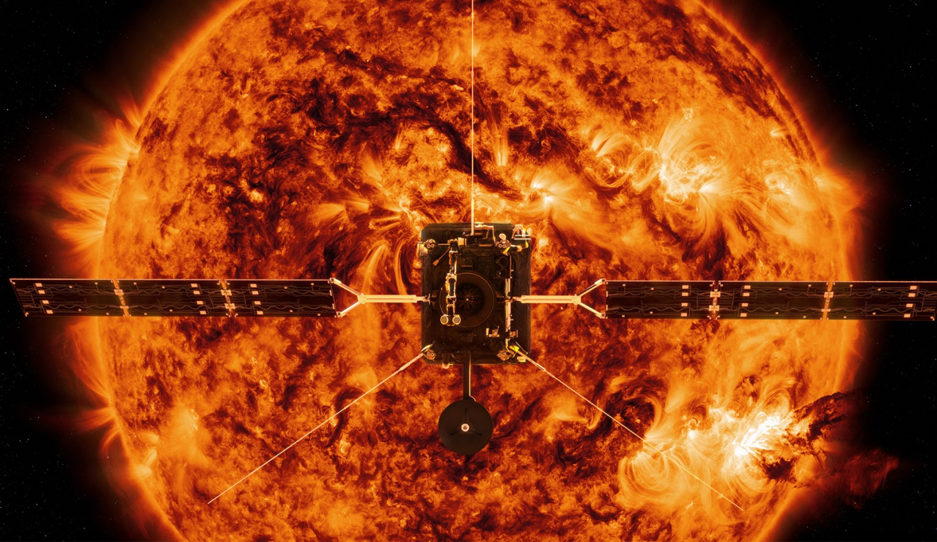 Solar Orbiter set to launch in mission to reveal Sun's secrets
