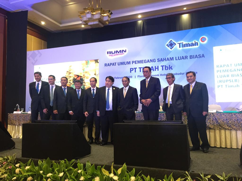 Tin miner Timah to investRp 2 trillion this year for expansion