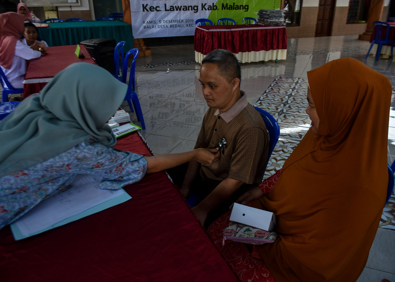 East Java's first Posyandu for people with disabilities opens in Malang