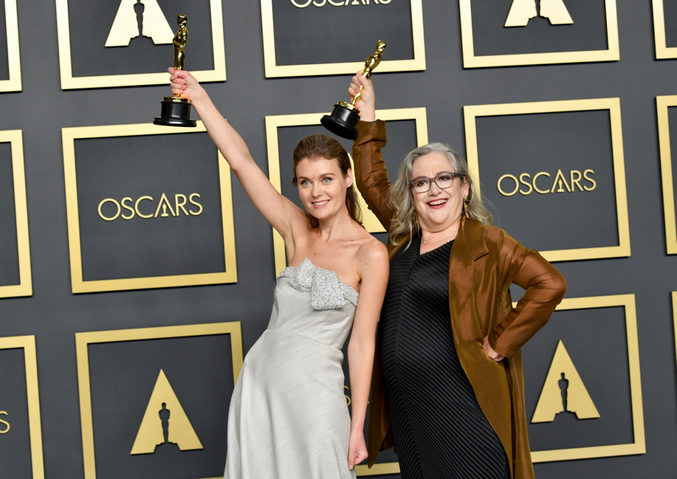 Afghans celebrate 'Skateistan' victory at the Oscars