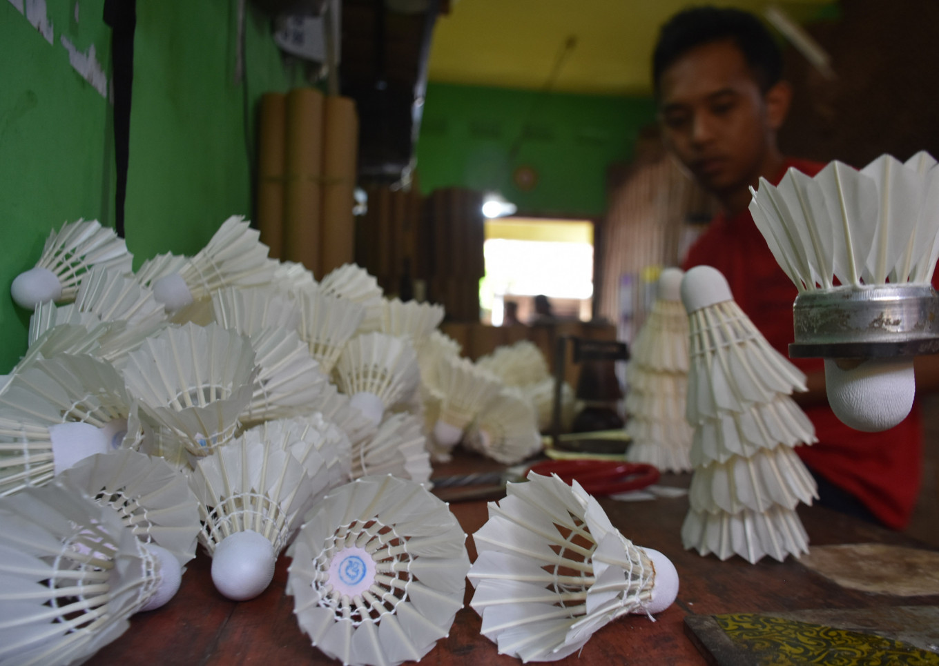 Virus forces teams out of Asian badminton championships