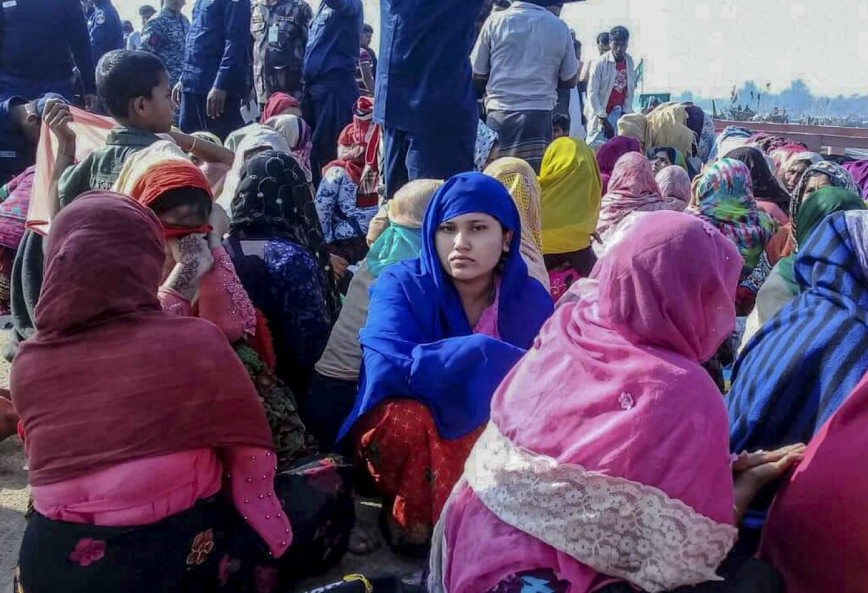 Scores of detained Rohingya freed in Myanmar as virus fears mount