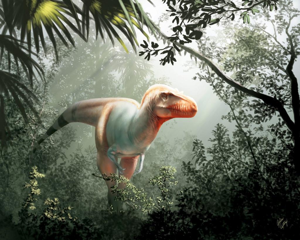 Meet T-Rex's older cousin: The Reaper of Death