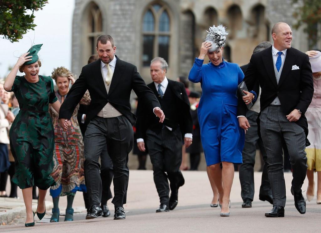 Queen Elizabeth's oldest grandchild in marriage split