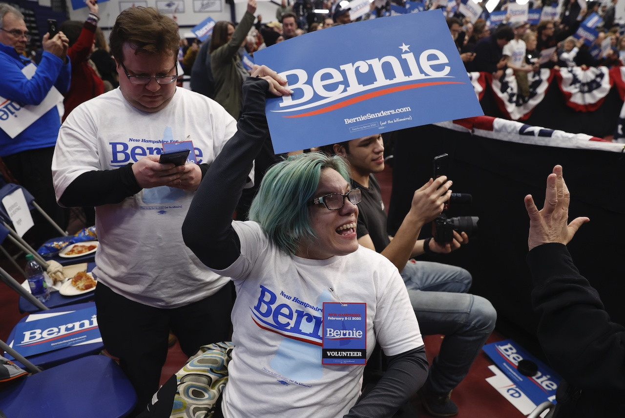 Bernie Sanders is not a friend of Wall St, but he has fans there