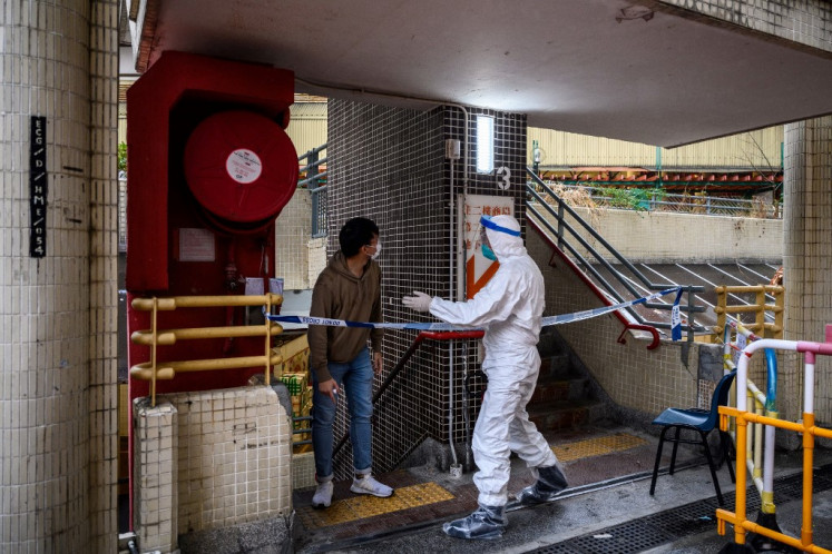 The coronavirus outbreak and the plight of migrant workers