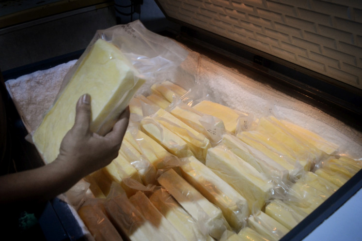 It gets feta: Boyolali produces cheese to match imported products