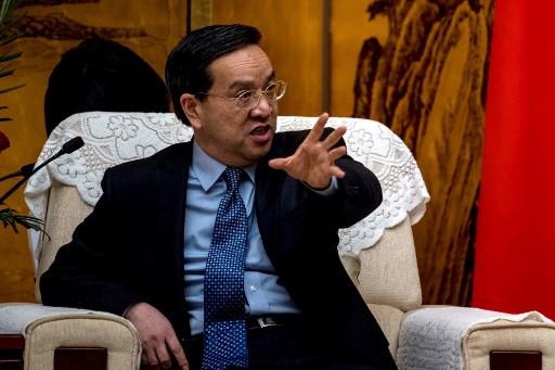 China sacks party chiefs at virus epicentre