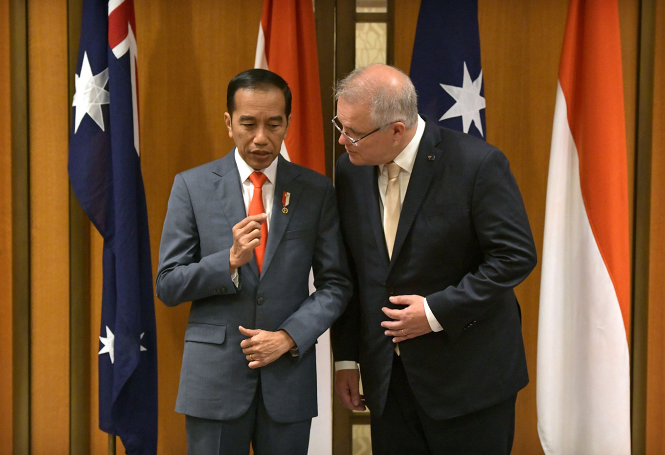 Australia pours out $4.2 million in aid for Indonesia's COVID-19 response through WHO