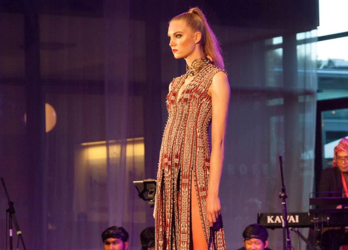 Eco fashion: Merdi Sihombing's passion project