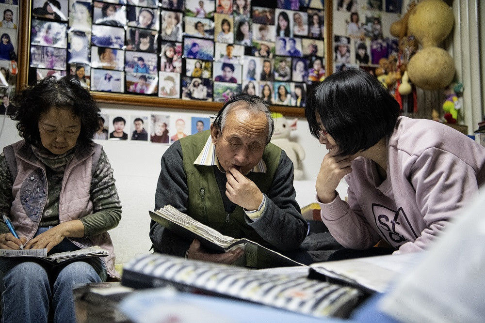The matchmaker of Beijing: Grandfather plays cupid for generations