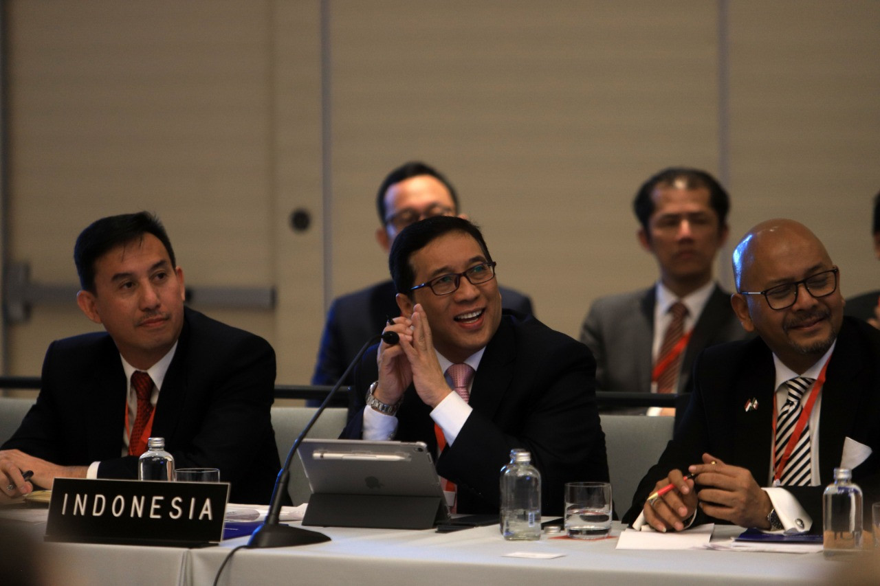 Indonesia promotes ASEAN Outlook on Indo-Pacific at middle power meet
