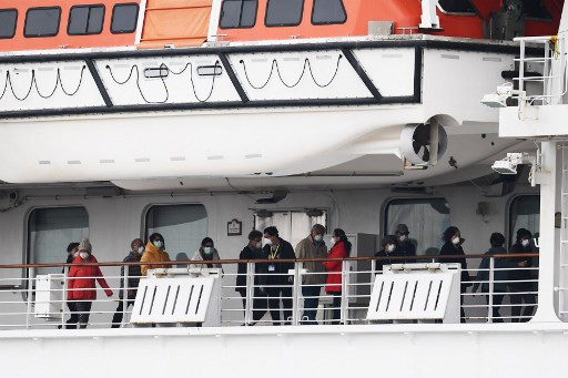 Coronavirus: Indonesian citizens aboard Diamond Princess to be put in 28-day quarantine after returning home