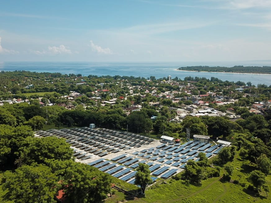 Indonesia's huge solar power potential still going to waste