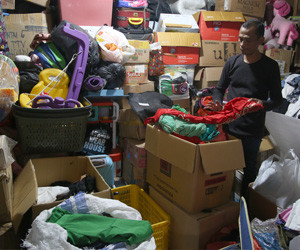Don't Waste, Donates: A good way to declutter without creating trash