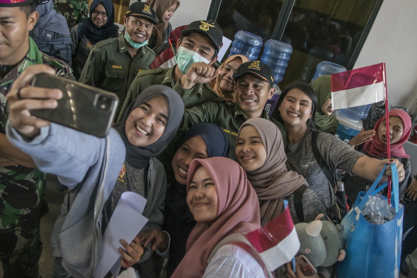 Miles away, Indonesian students continue studies, hope to return to Wuhan soon
