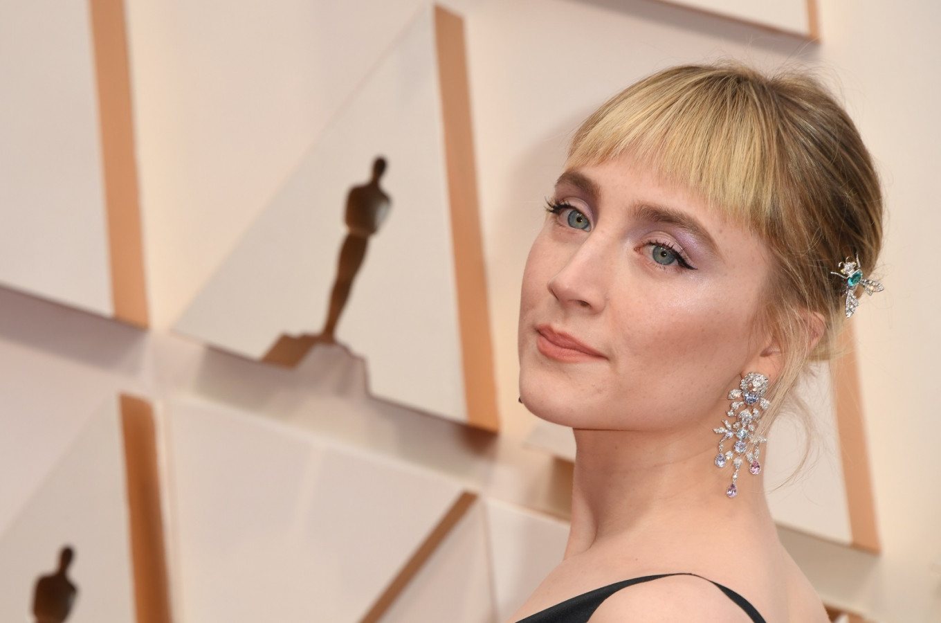 Saoirse Ronan, described as 'the new Meryl Streep,' talks about working with the icon