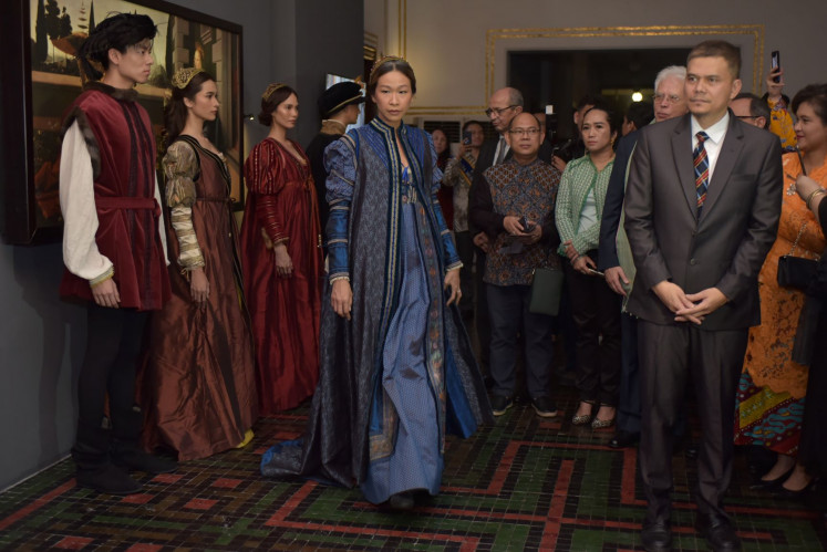 Da Vinci, Renaissance: The Italian touch to the art of costume