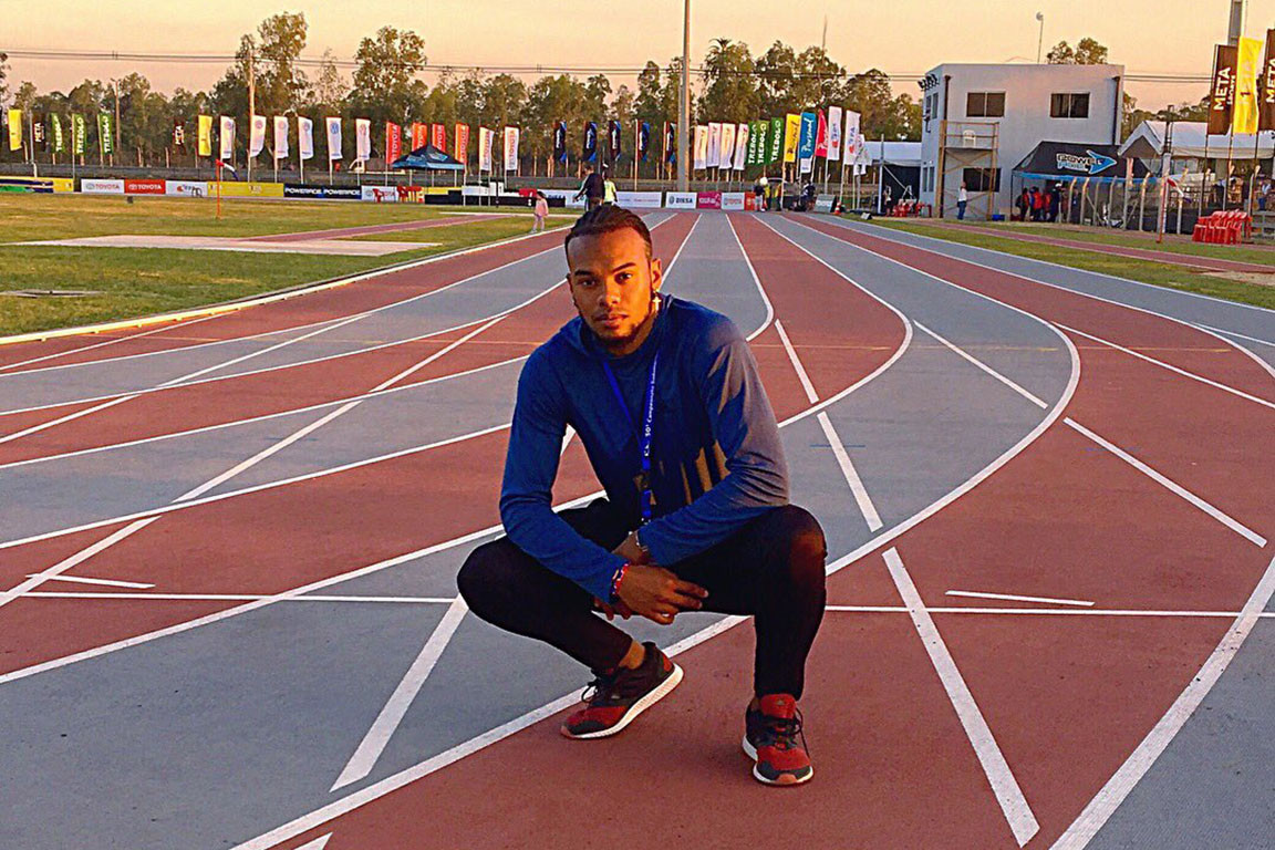 Panamanian sprinter Griggs banned for falsifying results