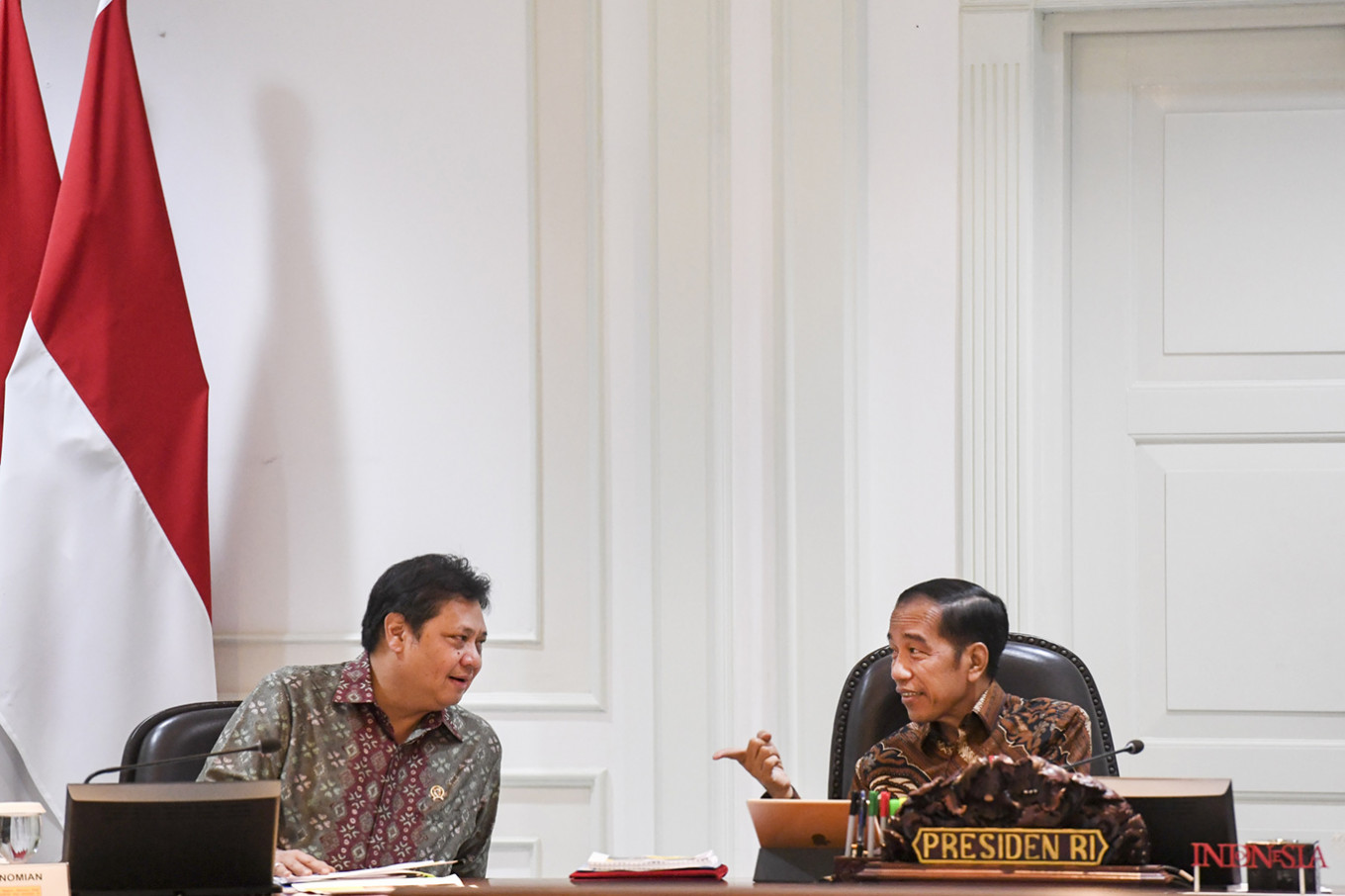 Growing pains: US tariff policy overshadows planned Jokowi visit