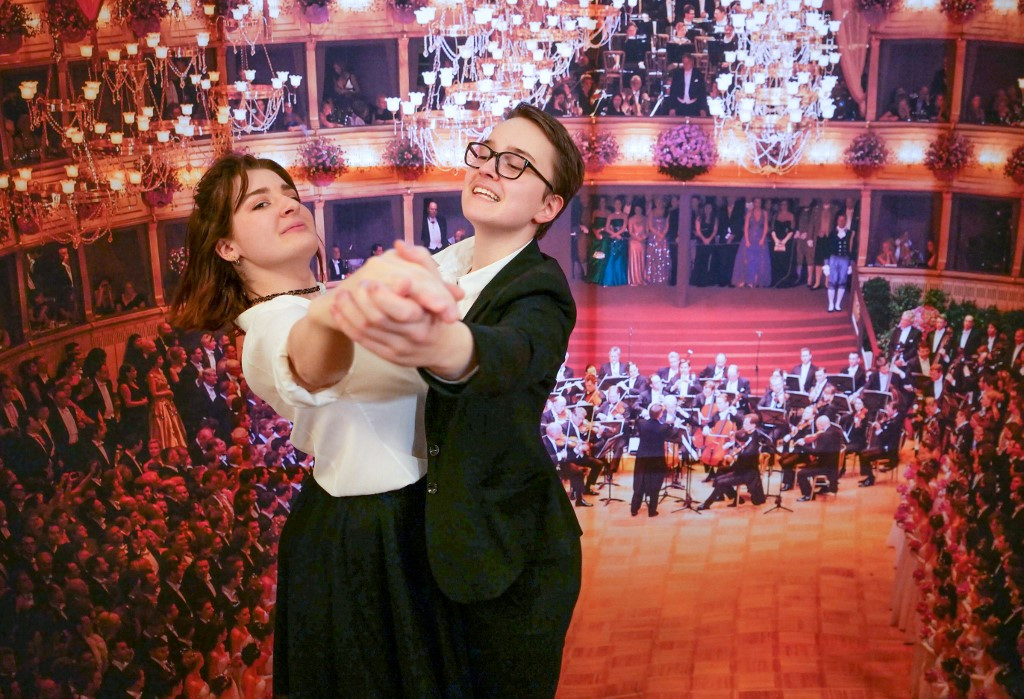Same-sex couple to waltz into Vienna's history books
