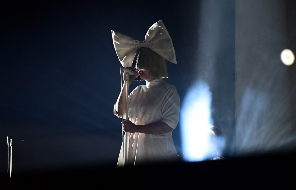 Sia has two albums in the works
