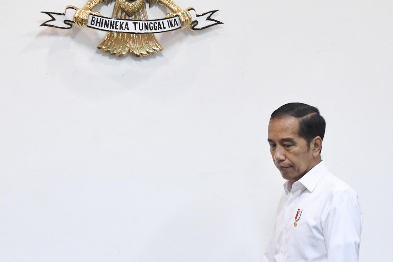 Jokowi criticizes lackluster management of potential $116b foreign investments