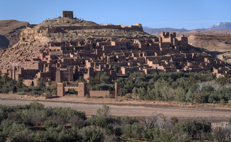 Morocco fortress village hopes to draw 'Game of Thrones' fans