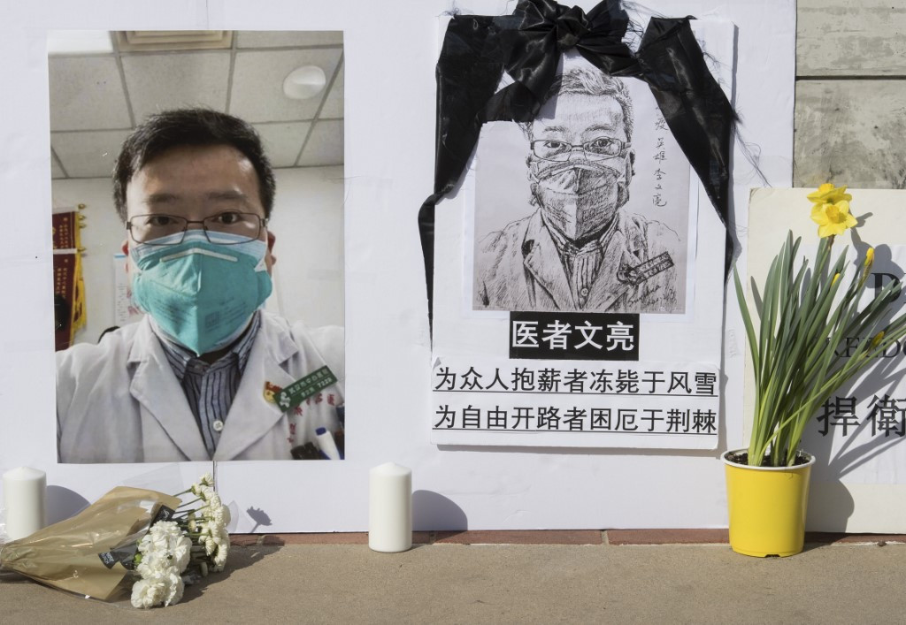 Wuhan to revoke reprimand against deceased whistleblower doctor