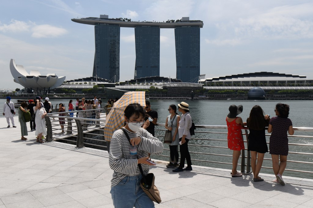 'Business as usual': Singapore tourism persists amid coronavirus outbreak