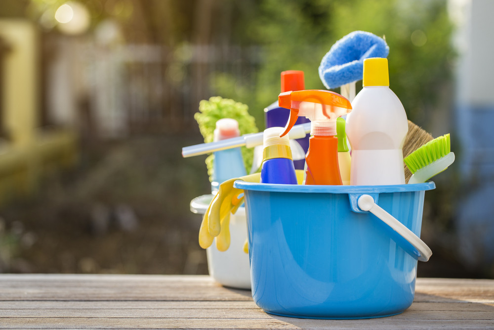 Early exposure to cleaning products increases the risk of asthma among young children thumbnail