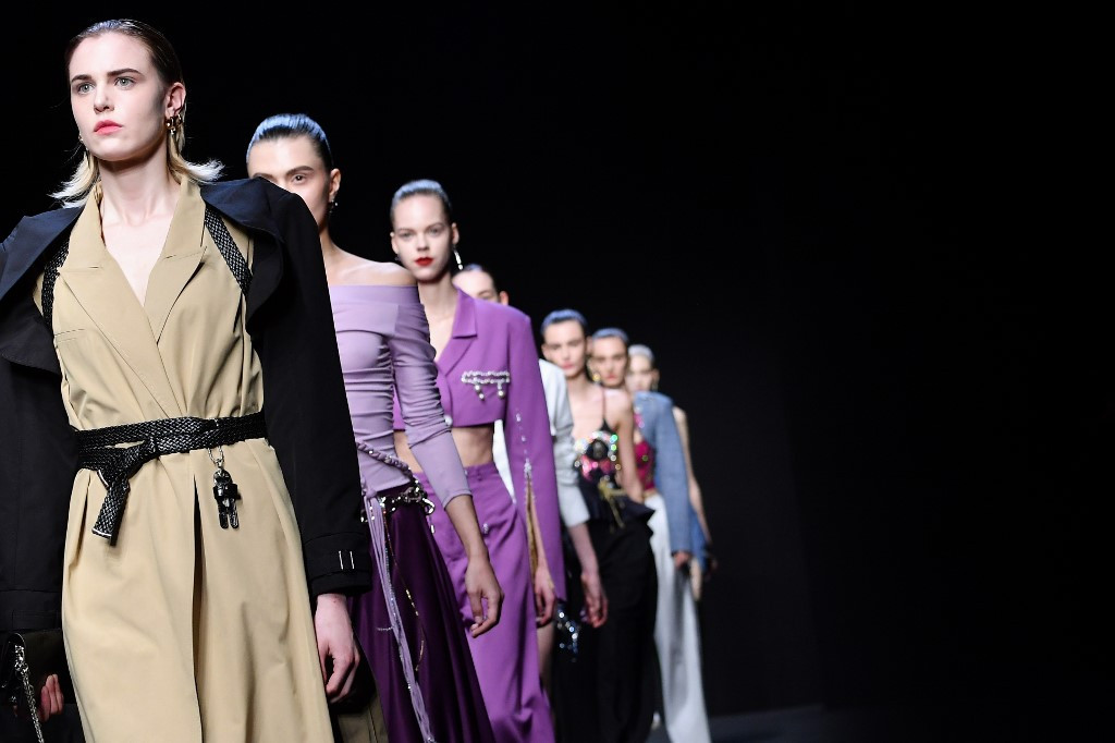 Milan Fashion Week Hit By Chinese No Show Over Virus Fears Lifestyle The Jakarta Post