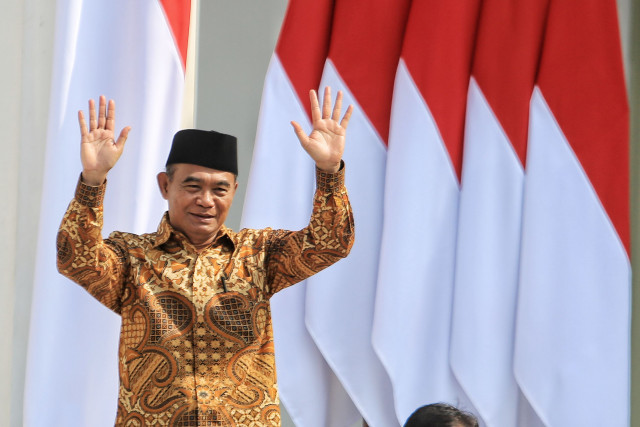 Indonesia's COVID-19 figures 'moderate' compared to ASEAN countries: Minister
