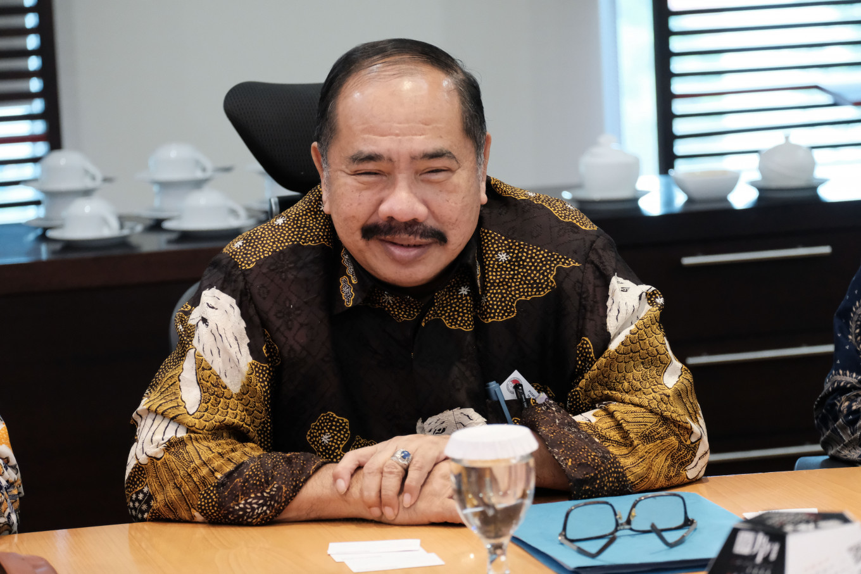 PPATK chairman Kiagus Ahmad Badarrudin dies aged 62