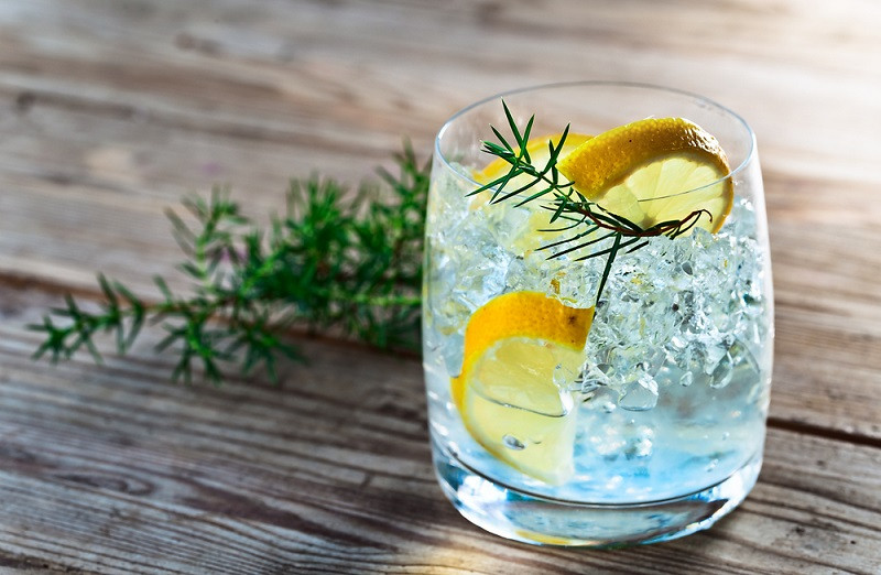 Scottish distillery launches 'carbon neutral' pea gin