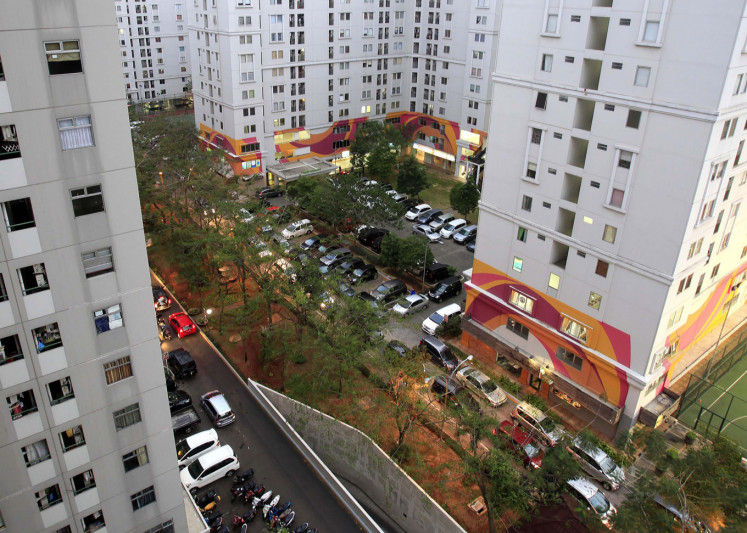 Omnibus law could help bolster Indonesian property market