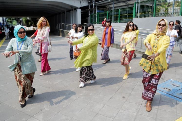 'Kebaya' vs hijab: Questioning Indonesian identity