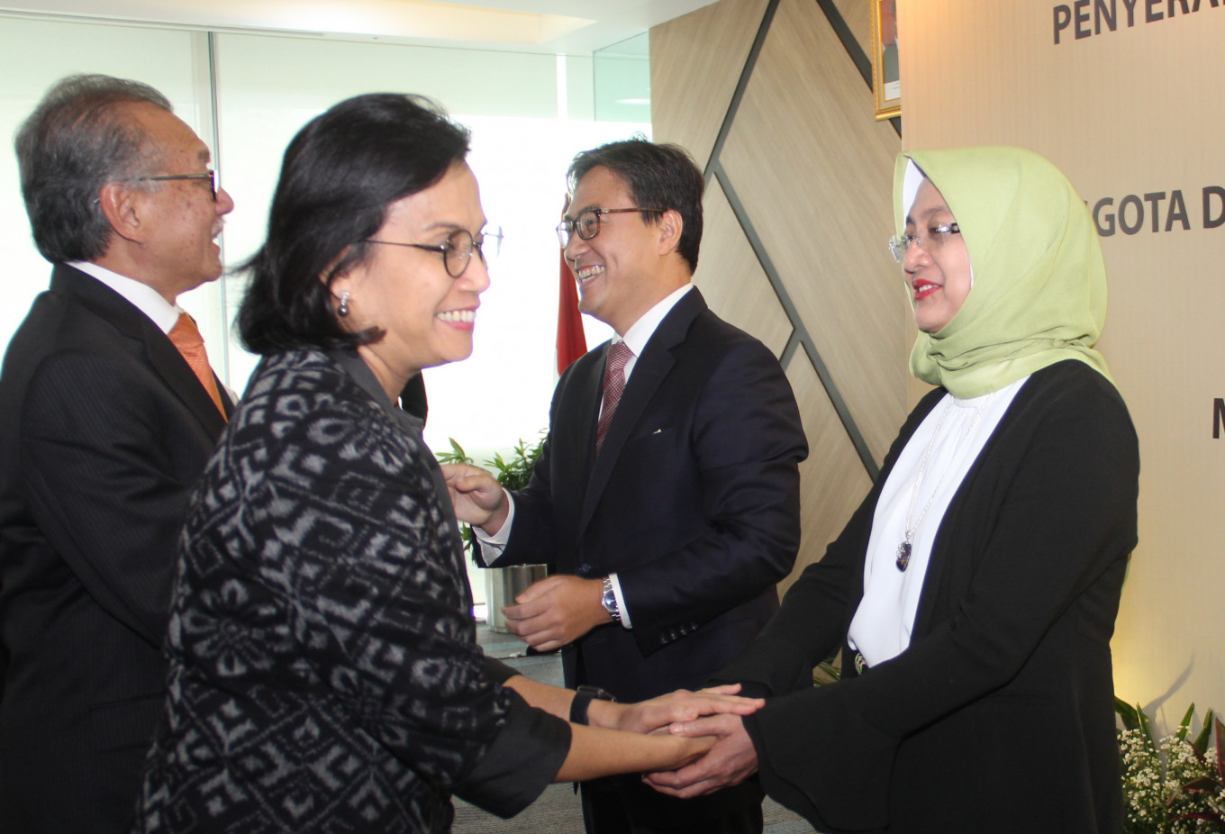 Lana Soelistianingsih appointed LPS executive director