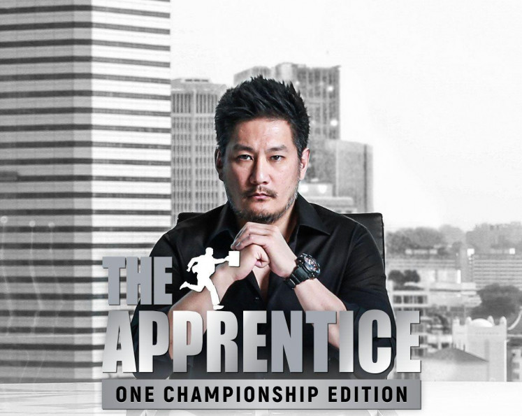 ONE Championship to launch its version of 'The Apprentice' in Asia