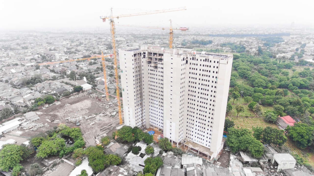 Builder Totalindo eyes Rp 3 trillion in contracts in 2020