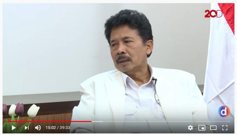 Chief Pancasila campaigner wants to replace 'assalamu 'alaikum' as national greeting