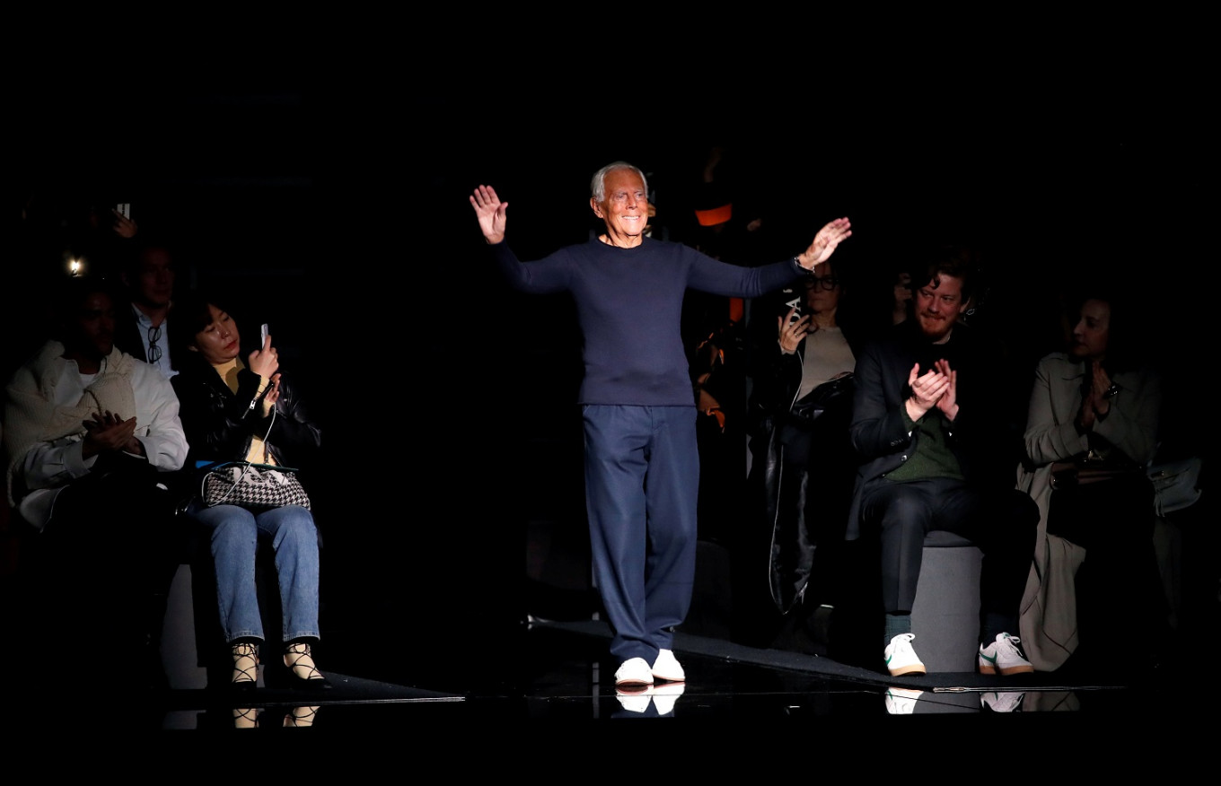 Fashion industry 'raping' women with sex-driven marketing, says Armani