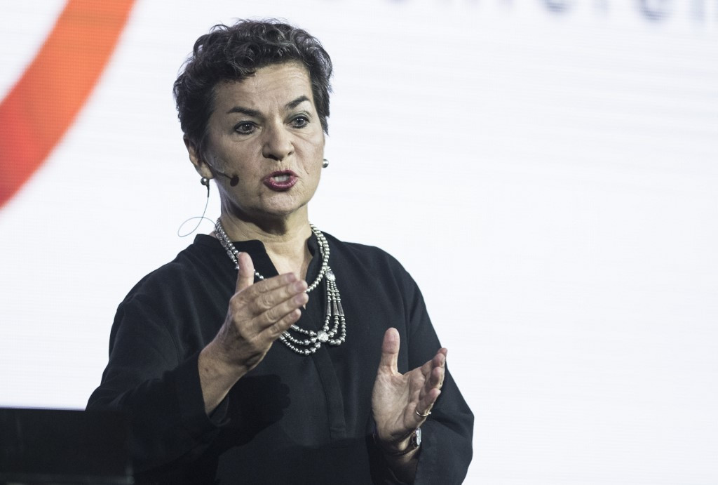 Climate crisis needs everyone to act: Ex-UN chief Figueres