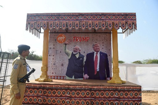 Tycoon and a tea-seller's son: Trump, Modi forge bonhomie
