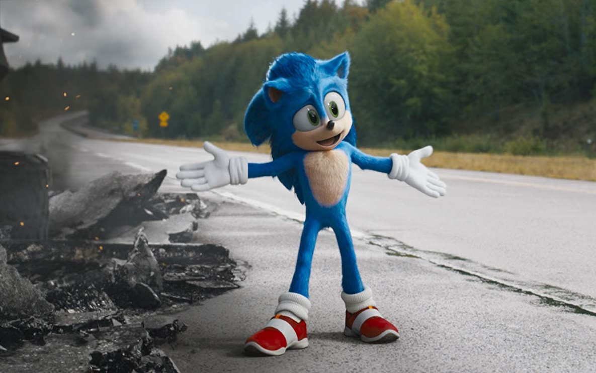 'Sonic' outpaces its rivals to again top North America box office