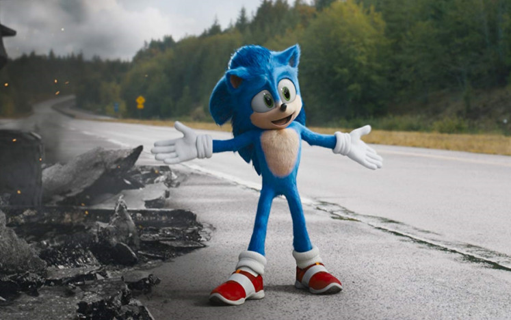 'Sonic the Hedgehog' sequel already in the works